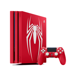 PlayStation 4 Pro 1TB Marvel's Spider-Man Limited Edition Console with a Game, , hi-res