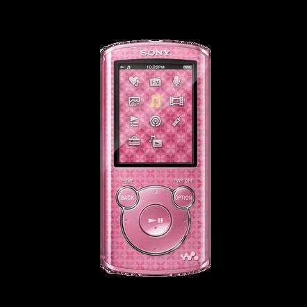 4GB E Series Video MP3/MP4 Walkman (Pink), , hi-res