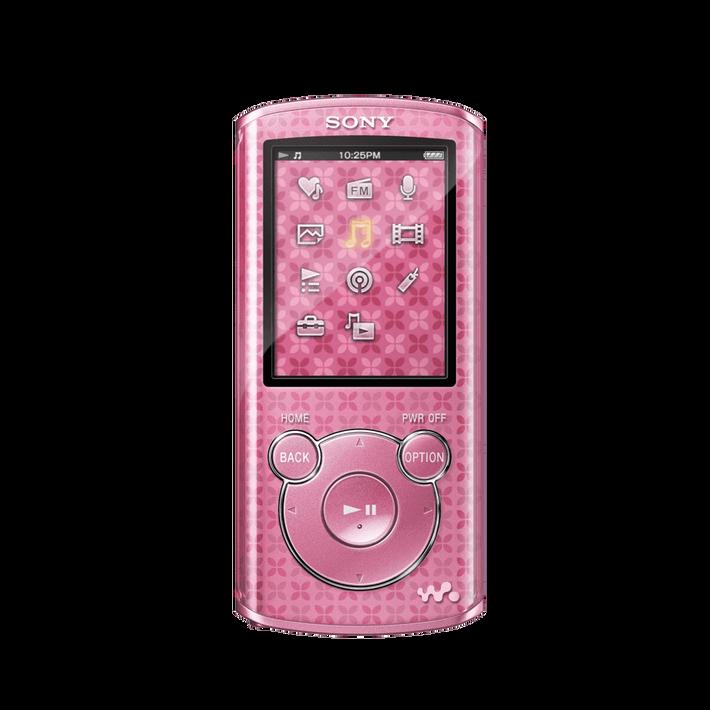 4GB E Series Video MP3/MP4 Walkman (Pink), , product-image