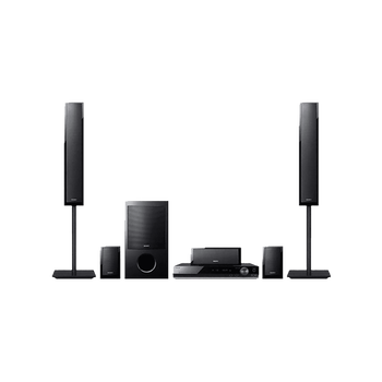 5.1 Channel DVD Home Theatre System, , hi-res