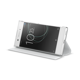 Style Cover Stand for Xperia XA1 (White), , hi-res