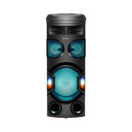 V72D High Power Audio System with BLUETOOTH Technology