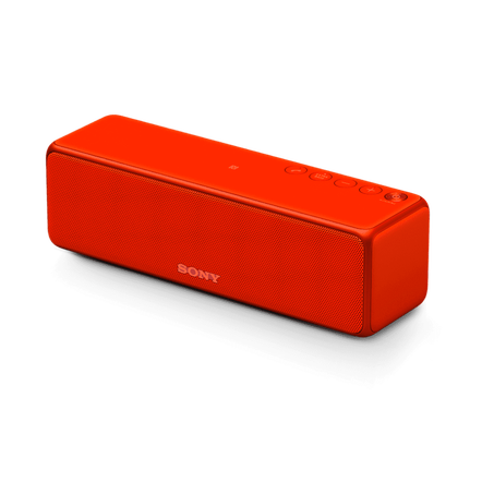 h.ear go Bluetooth Wireless Speaker with High-Resolution Audio (Red), , hi-res