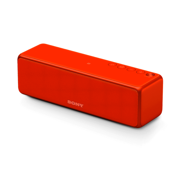 h.ear go Bluetooth Wireless Speaker with High-Resolution Audio (Red), , product-image