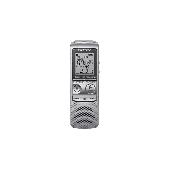 2GB BX Series MP3 Digital Voice IC Recorder, , product-image