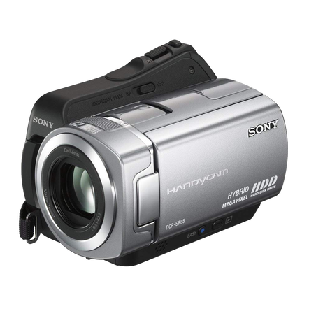 60GB Hard Disk Drive Camcorder