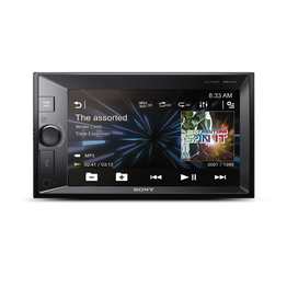 """15.6cm (6.2"""") LCD Receiver with Bluetooth"""