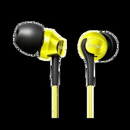 EX100 In-Ear Monitor Headphones (Lime), , hi-res