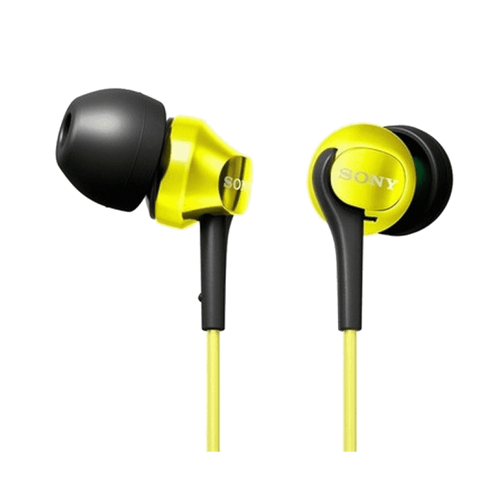 EX100 In-Ear Monitor Headphones (Lime), , product-image