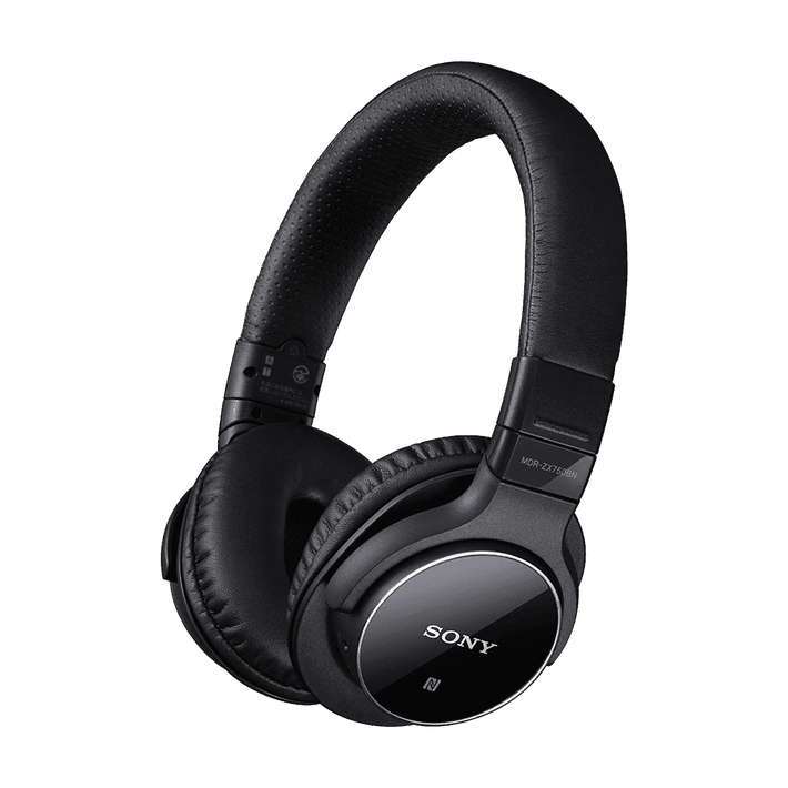 ZX750 Bluetooth & Digital Noise Cancelling Headphones (Black), , product-image