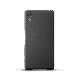 Style Cover SBC22 for Xperia X (Graphite Black), , hi-res