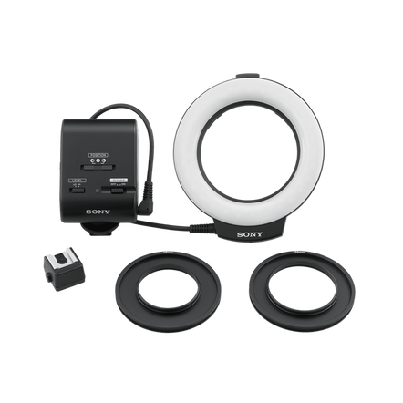 Ring Flash Kit for DSLR-A100, , hi-res