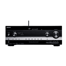 7.2 Channel Network A/V Receiver with Network Capabilities
