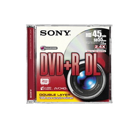 2.6GB 8cm Video DVD+R Dl, , hi-res