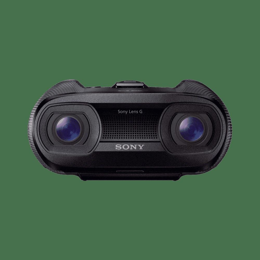 Digital Binoculars with Full HD 3D Recording, , hi-res