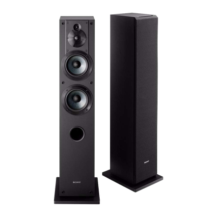 Stereo Floor-Standing Speaker Package, , hi-res