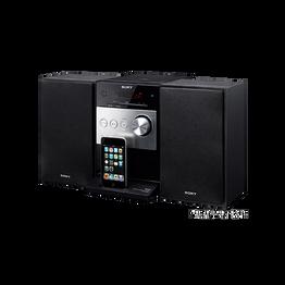 CD Tuner Micro Hi-Fi System with iPod Dock