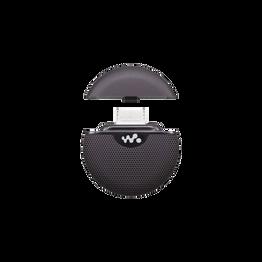 Digital Music Player Portable Speakers (Black)