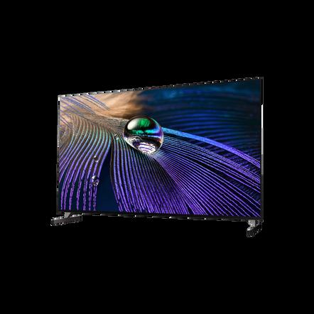 "65"" A90J | BRAVIA XR | MASTER Series| OLED | 4K Ultra HD | High Dynamic Range (HDR) | Smart TV (Google TV), , hi-res"
