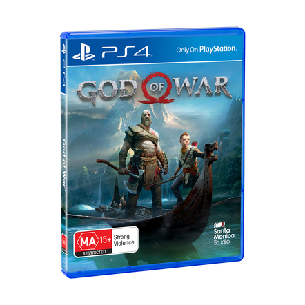 PlayStation4 God of War