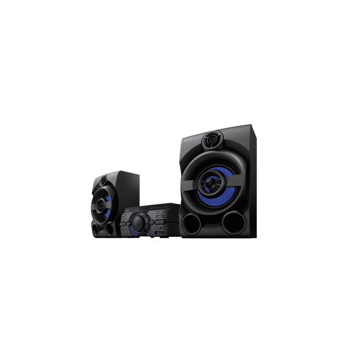 M20D High Power Audio System with DVD, , product-image