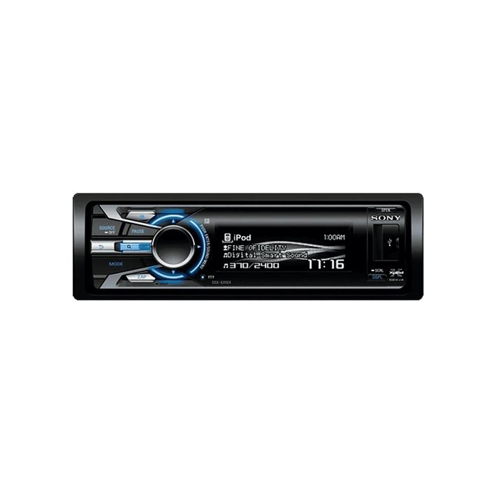 S200X In-Car Digital Media Player, , product-image