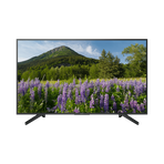 "55"" X70F LED 4K Ultra HDR Smart TV , , hi-res"