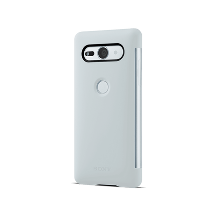 Xperia XZ2 Compact Style Cover Touch SCTH50 (Grey)