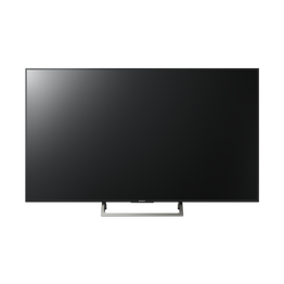 """75"""" X8500E 4K HDR TV with TRILUMINOS Display, , lifestyle-image"""