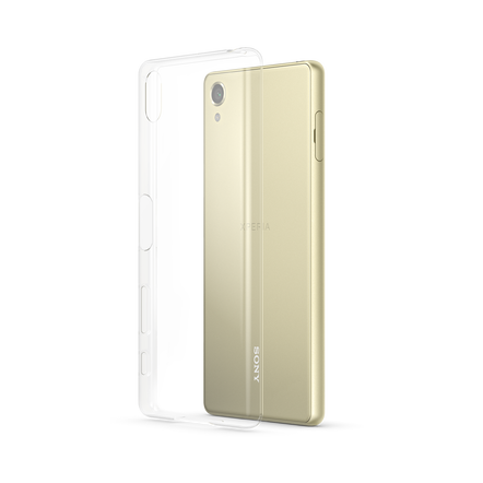 Style Cover SBC20 for Xperia X (Clear), , hi-res