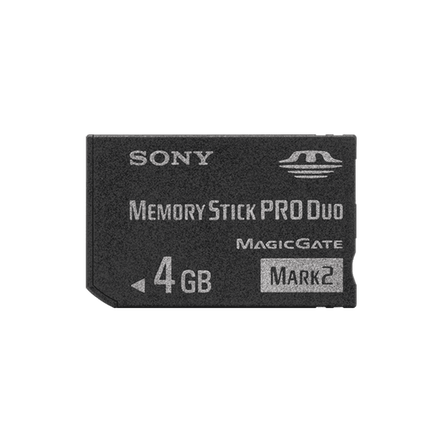 4GB Memory Stick Pro Duo Mark2, , hi-res