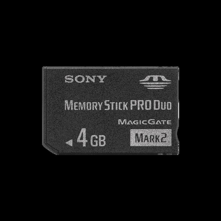 4GB Memory Stick Pro Duo Mark2, , product-image