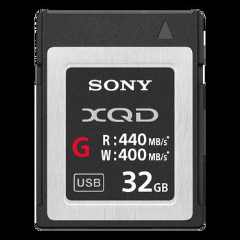 XQD G Series 32GB Memory Card, , hi-res