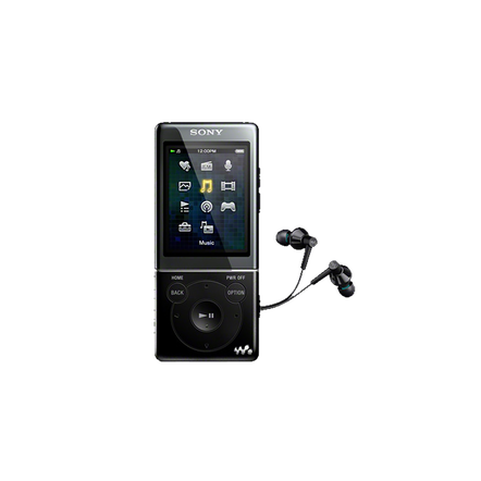8GB Video MP3/MP4 Walkman (Black)