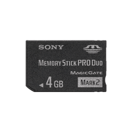 4GB Memory Stick Pro Duo Mark2
