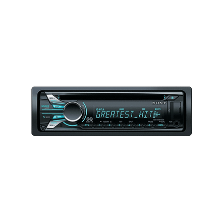 In-Car Player GT615UI Series Headunit