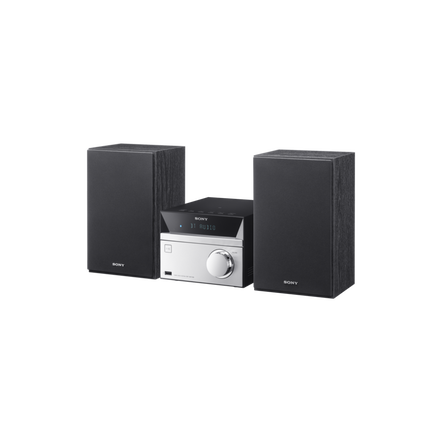 Hi-Fi System with Bluetooth and radio