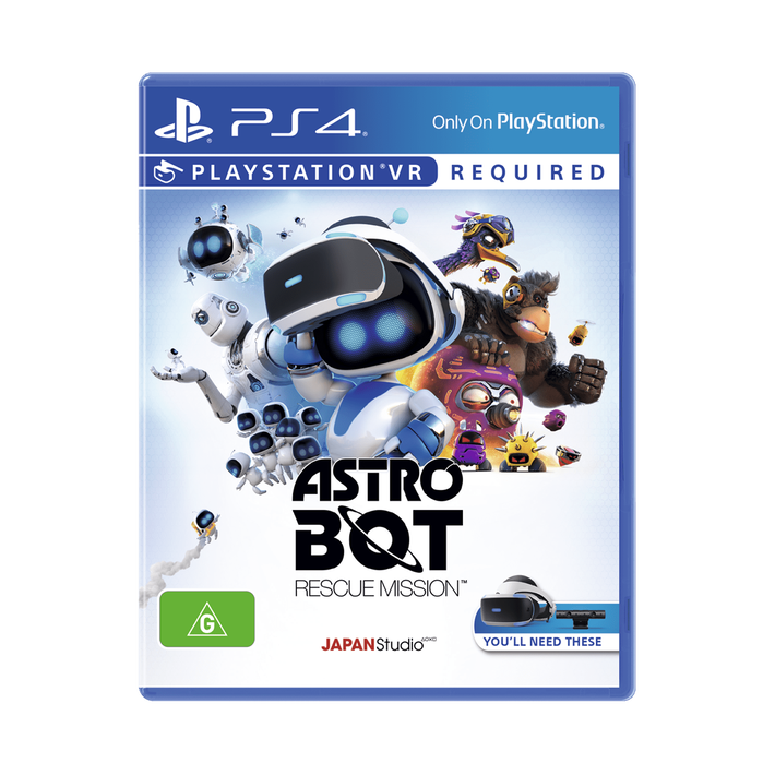 VR ASTRO BOT Rescue Mission, , product-image