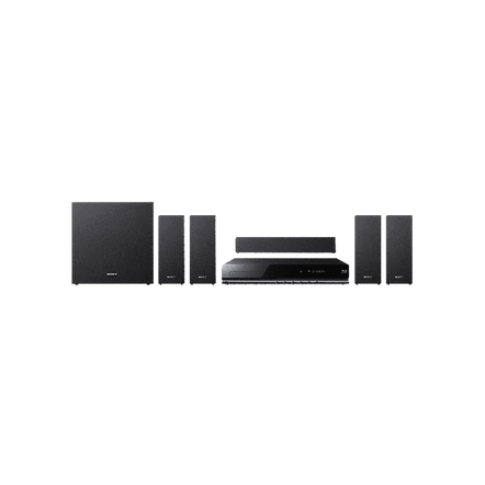 E280 5.1 Channel Blu-ray Disc Home Theatre System