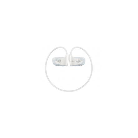 2GB W Series MP3 Walkman (White)