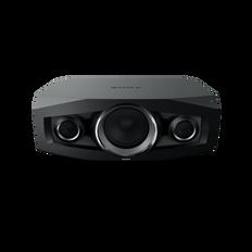 Wireless Mini Hi-Fi System with Bluetooth