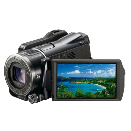 240GB Hard Disk Drive HD Camcorder