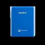Portable USB Charger 3400mAH (Blue), , hi-res