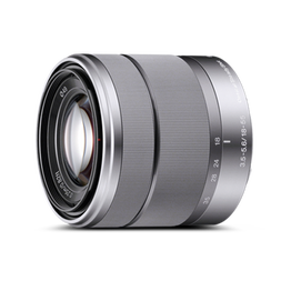 E-Mount 18-55mm F3.5-5.6 OSS Lens, , hi-res