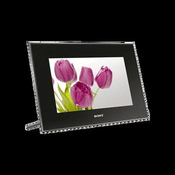 """10.2"""" Digital Photo Frame (Black), , hi-res"""