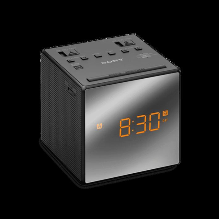 Dual Alarm Clock Radio, , product-image
