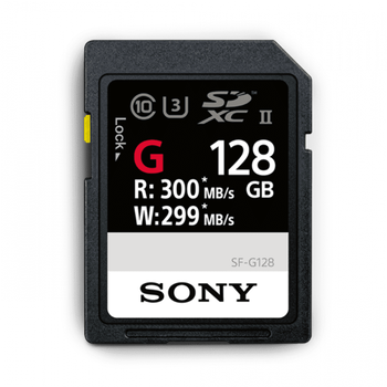 128GB SF-G  Series UHS-II SD Memory Card, , hi-res