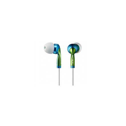 EX57 In-Ear Headphones (Blue)