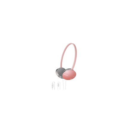 PC Headphones (Pink)