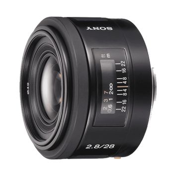 A-Mount 28mm F2.8 Wide Angle Lens, , hi-res